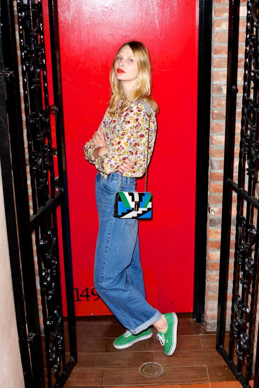 AJ mini designer handbag- Victoria sekrier