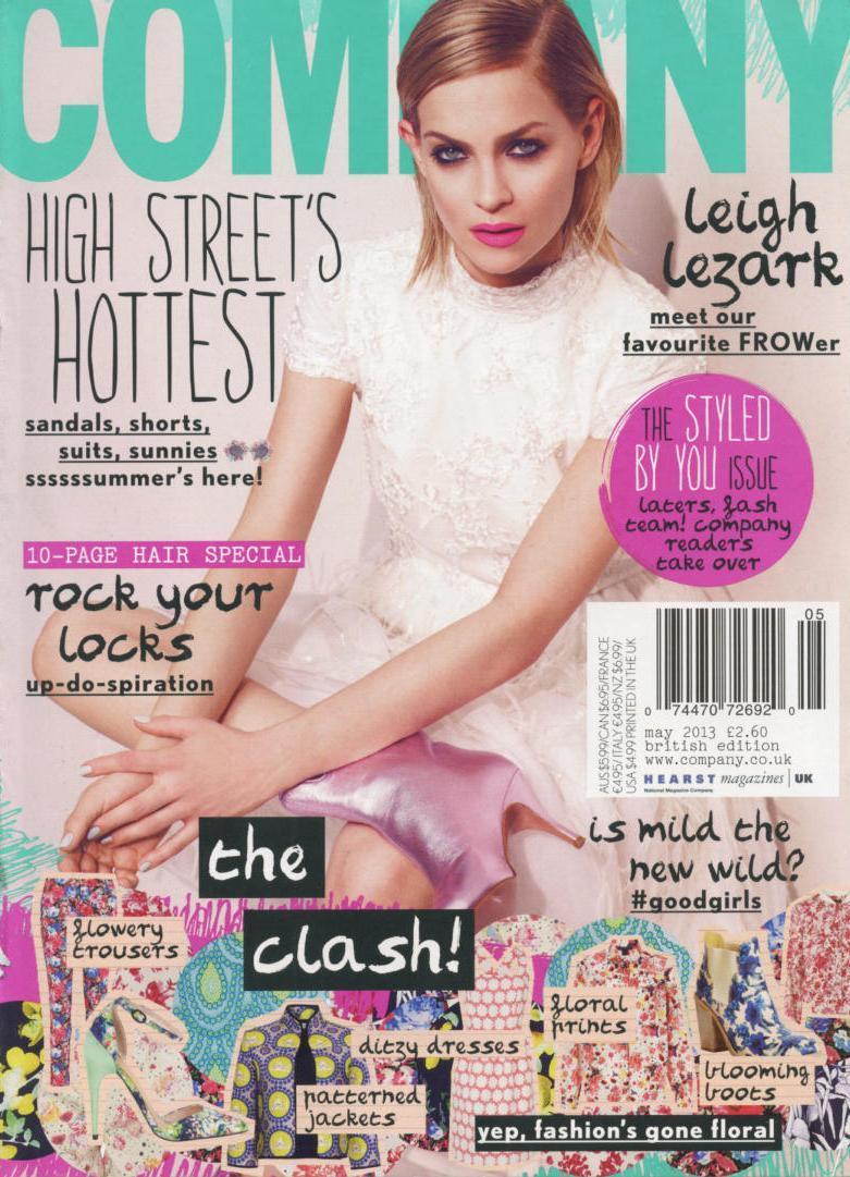 Company UK 2013-5-1 Cover