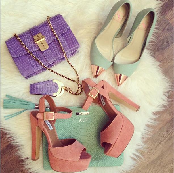 fashion hippie love angel jackson leather handbag
