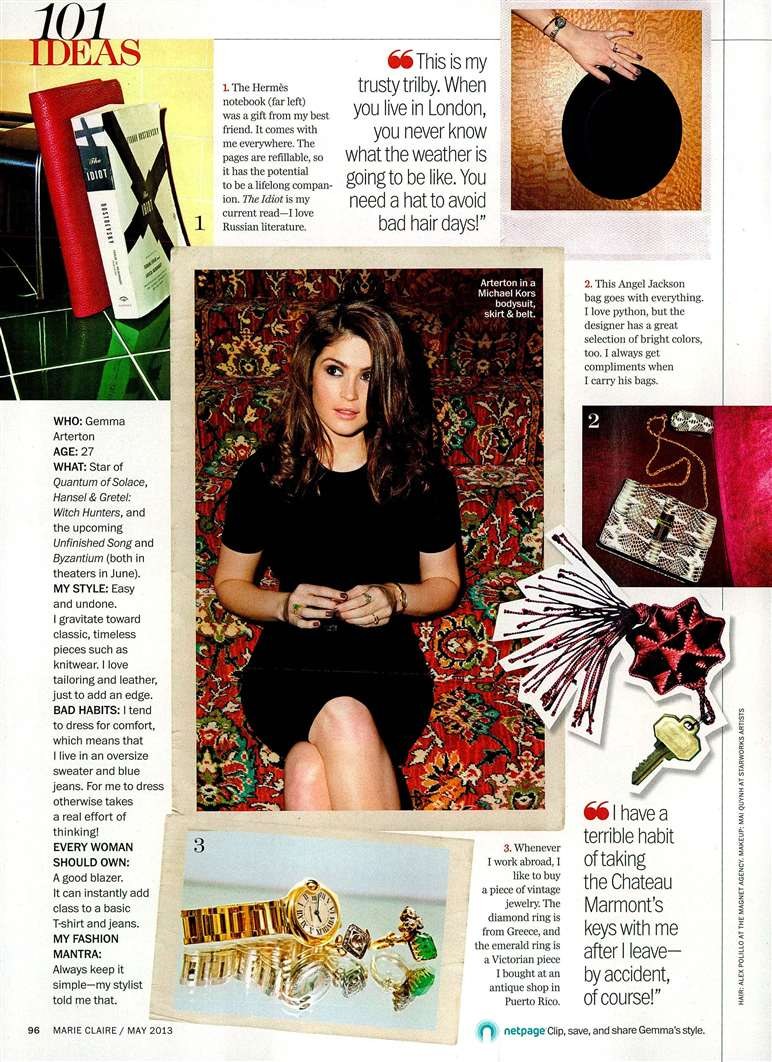 Angeljacksonuk1 Angel Jackson Page 2 Even Like Guardian Stripe T Shirt Off White Putih S In The Press May 2013