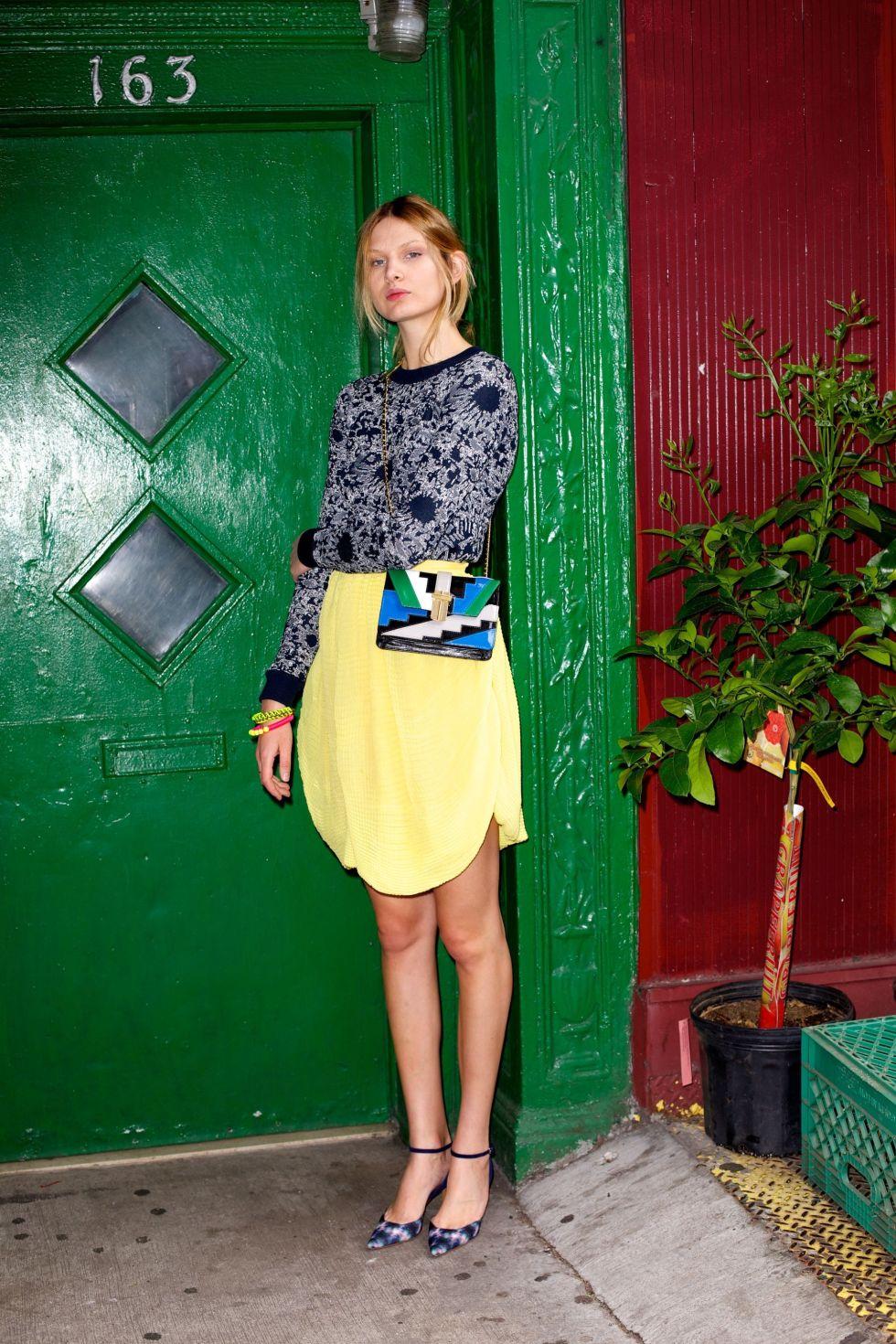 Victoria Sekrier designer bag