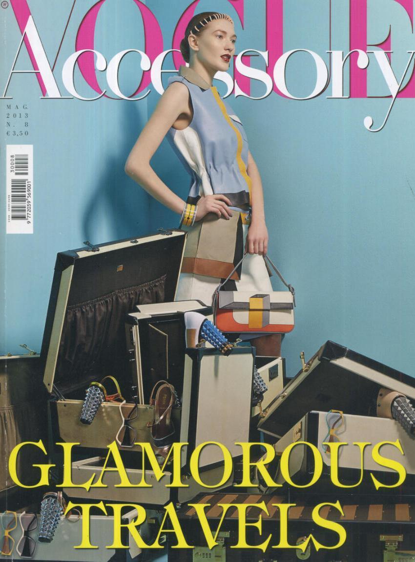 Vogue Accessory ITA 2013-5-1 Cover