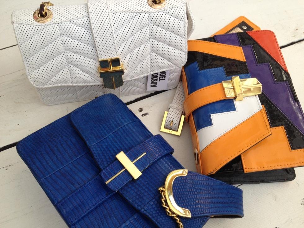 Angel-Jackson-Summer-Blue-White-Patchwork-Mini-Bag