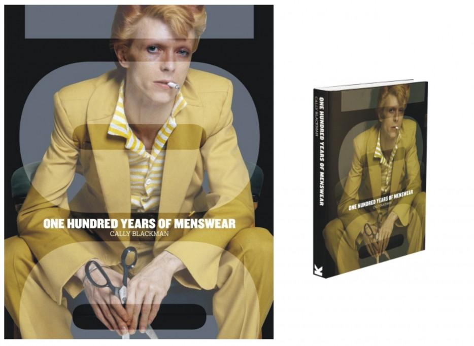 book-100 years of menswear
