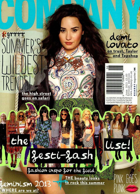 Company UK 2013-6-1 Cover