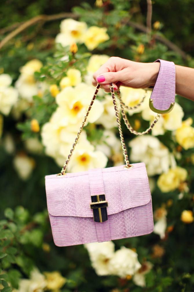 cherry blossom girl-mini bag