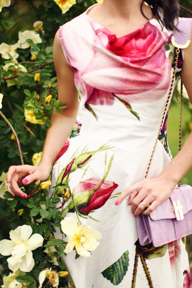 cherry blossom girl - mini cross body