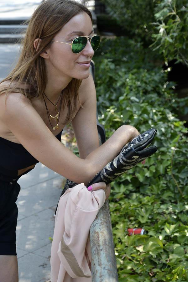 designer handbags online-large folding leather clutch