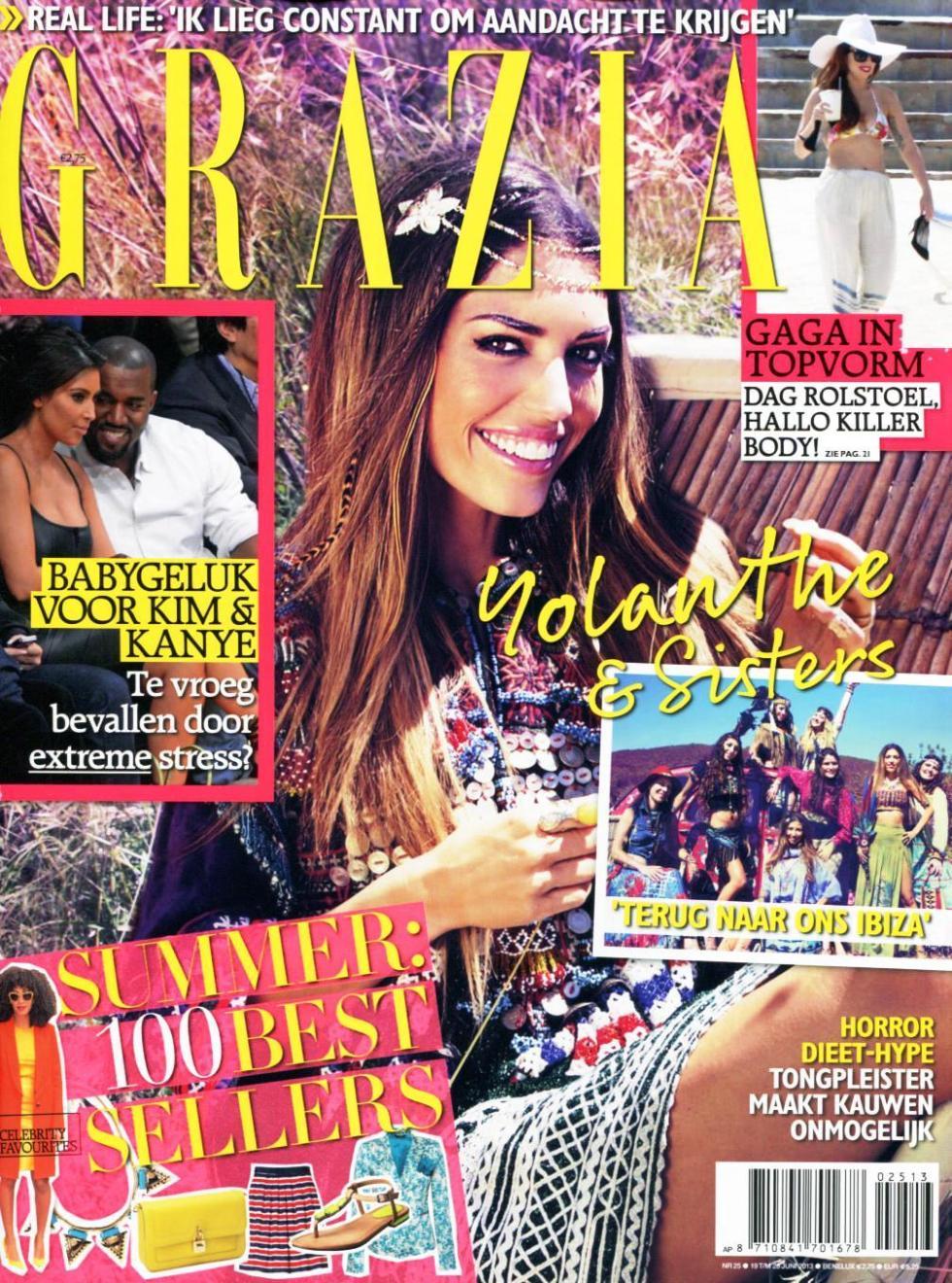 Grazia NDL 2013-6-19 Cover