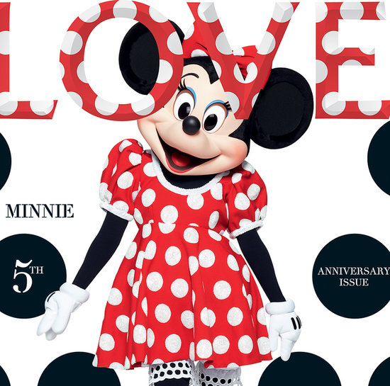 Minnie-Mouse-Covers-Love-Magazine-Issue-10-Pictures