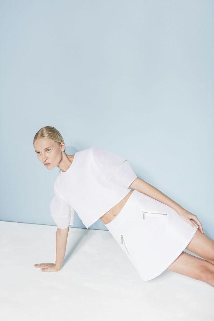 Yasya Minochkina angel jackson inspiration british fashion handbag designer sustainable photography