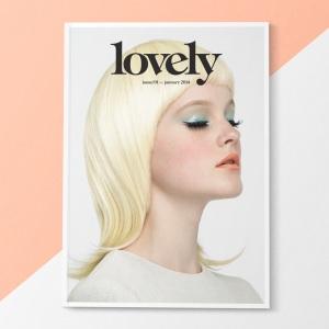 Lovely magazine Pablo Abad fashion inspiration graphic design print publication inspiration angel jackson handbag accessories british