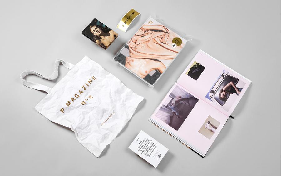 P magazine fashion inspiration graphic design print publication inspiration angel jackson handbag accessories british