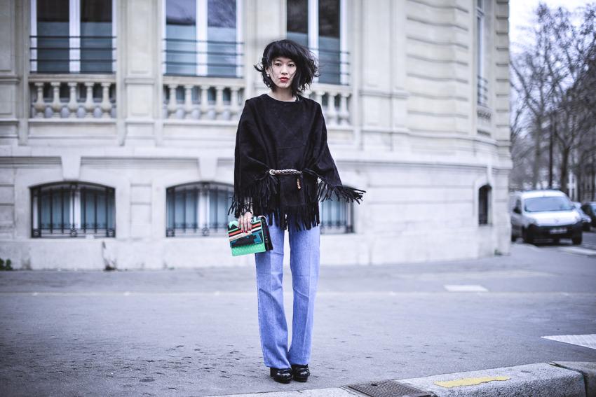 Nikita Satchel Angel Jackson blogger french Leeloo aw15 trend season folk